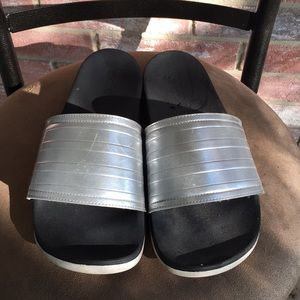 Women's Adidas Adilette Super Cloud Slides